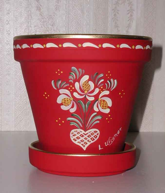 Flower Pot Designs